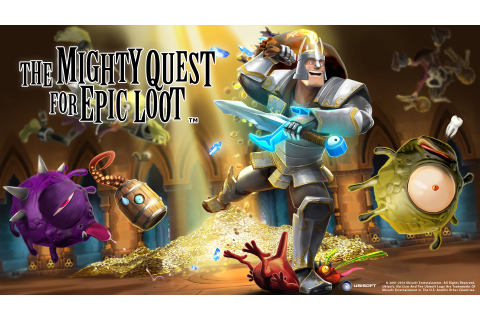 The Mighty Quest For Epic Loot Análise e Download (2018 ...