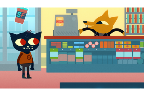 Night in the Woods review | PC Gamer