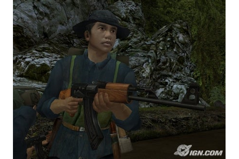 Vietcong 2 Multiplayer Hands-On - IGN