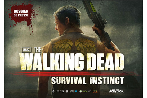 The Walking Dead Survival Instinct ~ Install Guide Games