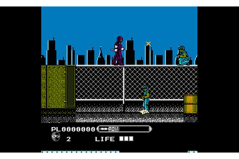 Play Ninja Cop Saizou (Japan) • NES GamePhD