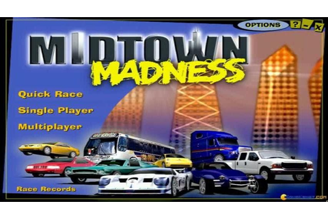 Midtown Madness gameplay (PC Game, 1999) - YouTube