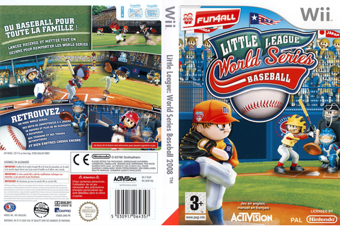 RLHP52 - Little League World Series Baseball 2008
