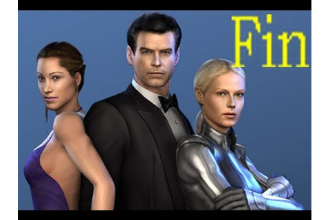 007 quitte ou double - PS2 - 27 (FIN) [HD] - YouTube