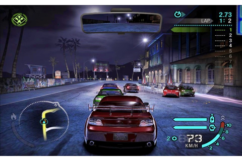 Need For Speed Carbon Game - PC Full Version Free Download