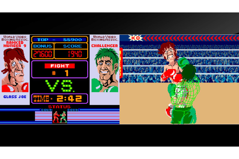 Arcade Archives Punch-Out!! Review (Switch eShop ...