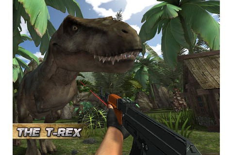 App Shopper: Jurassic Hunter - Primal Prey (Games)