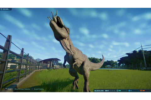 Jurassic World: Evolution PC Review | GameWatcher