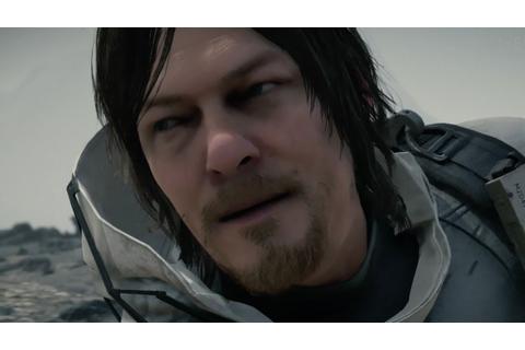 Death Stranding Trailer - The Game Awards 2017 - YouTube