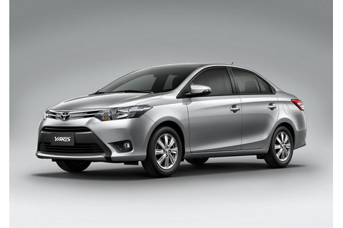 TOYOTA YARIS 2014 - Free Games For You