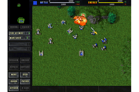 Total Annihilation Game - Hellopcgames
