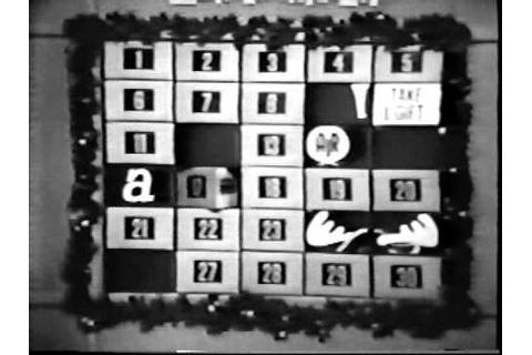 Concentration: 1968 Christmas Episode - YouTube