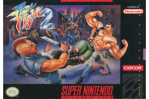 Final Fight 2 for SNES (1993) - MobyGames
