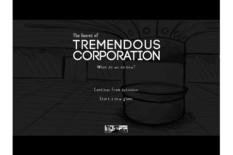 Steam-fællesskab :: The Secret of Tremendous Corporation