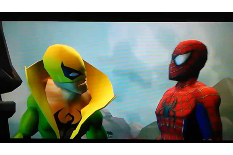 Spider-Man: Allié ou Ennemi (Xbox 360): Iron Fist - YouTube