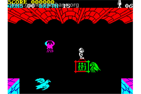 Underwurlde - Sinclair ZX Spectrum - Games Database