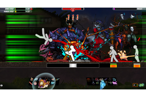 One Finger Death Punch 2 torrent download Build 0029 (upd ...