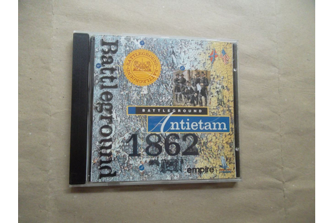 Battleground 5: Antietam 1862 | retro-games.hu