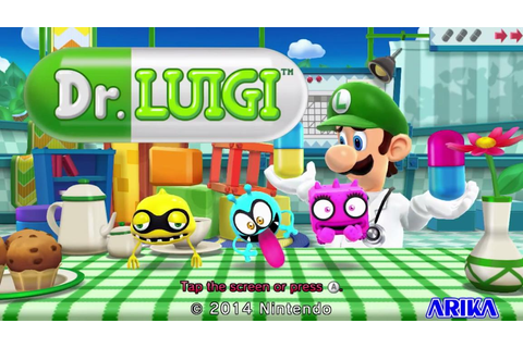 Year of Luigi Ends March 18