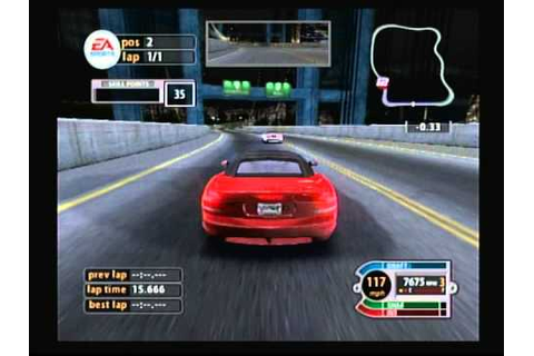 EA Sports Nascar Chase For The Cup 2005 (Playstation 2 ...