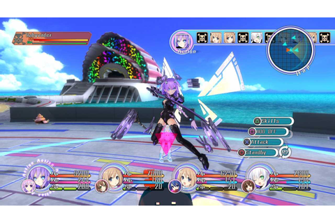 Hyperdimension Neptunia Mk2 Download Free Full Game ...