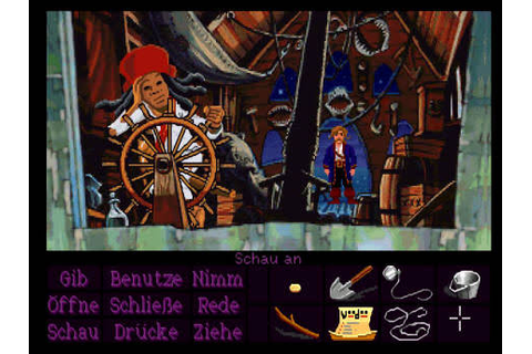 Monkey Island 2 - LeChucks Revenge Screenshots