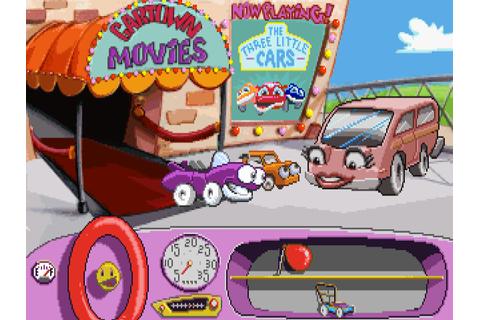 putt putt car game free download