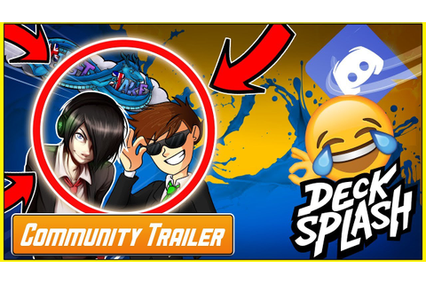 Decksplash - Community Trailer - YouTube