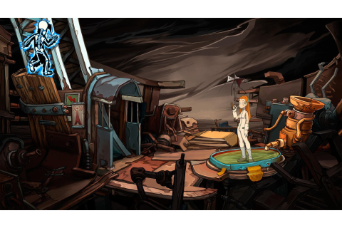 Buy Deponia 2: Chaos on Deponia PC Game | Steam Download