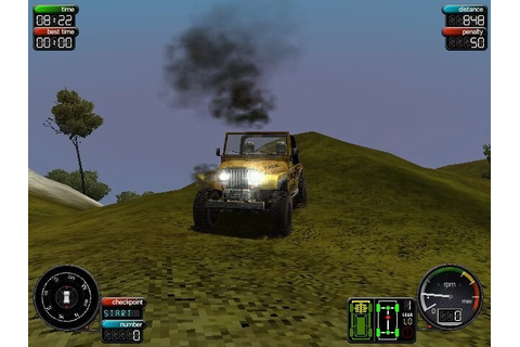 Screamer 4x4 - PC Review and Full Download | Old PC Gaming
