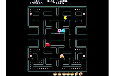 Arcade Game: Pac-Man Plus (1982 Midway (Namco license ...
