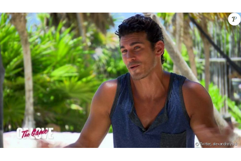 Alexandre candidat de The Game Of Love, NRJ12, 2 janvier ...
