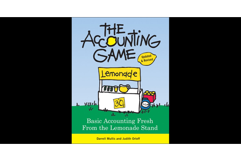 Accounting Game by Darrell Mullis & Judith Orloff on iBooks
