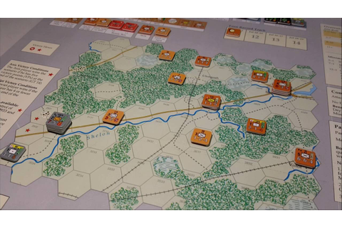 Barbarossa Army Group North: Learning Scenario Part 1 GMT ...