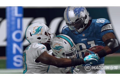 Madden NFL 16 PS4 Review