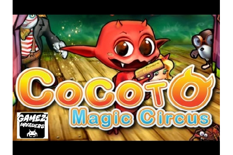 COCOTO: Magic Circus! Arcade Light Gun Game! Final Mission ...