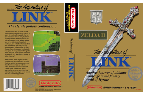 Video Game Log and History: Zelda II: The Adventure of ...
