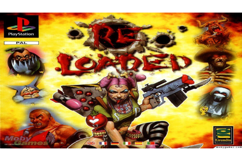 Re-Loaded - PS1 Retro Game - Dan and Ste play | Odd Pod ...