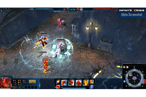 Infinite Crisis Game Free: Infinite Crisis Download Game