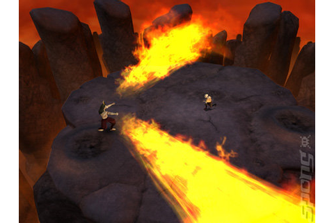 Screens: Avatar: The Legend of Aang - Into the Inferno ...