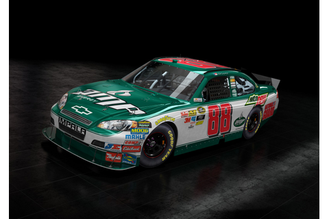NASCAR The Game 2011 – More Car & Driver Suit Renders ...