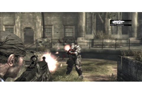 Gears Of War 1 Game - Free Download Full Version For Pc