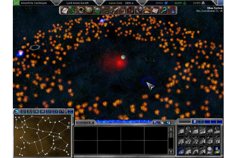 Space Empires V full game free pc, download, play. Space ...