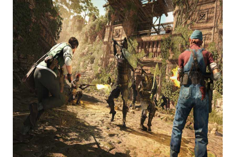 Download Strange Brigade Game PC Free on Windows 7/8/10