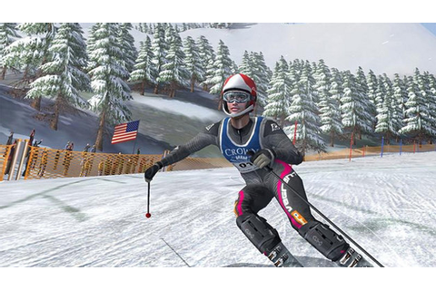 Bode Miller Alpine Skiing Game | PS2 - PlayStation