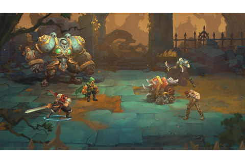 Battle Chasers: Nightwar on PS4 | Official PlayStation ...