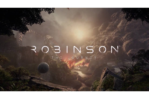 Robinson The Journey PSVR Gameplay Trailer E3 2016 - YouTube