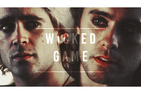 Achilles/Patroclus & Alexander/Hephaestion - Wicked Game ...