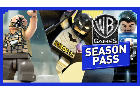 LEGO Batman 3 : Au-delà de Gotham - Season Pass Trailer ...