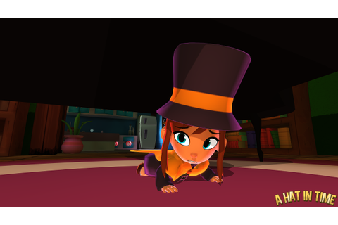 Platform Game A Hat in Time To Release On PC This Fall ...